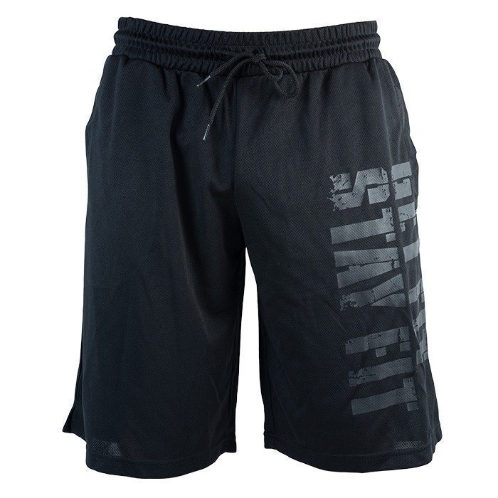 Fitnesstukku Shorts Musta Miesten XL