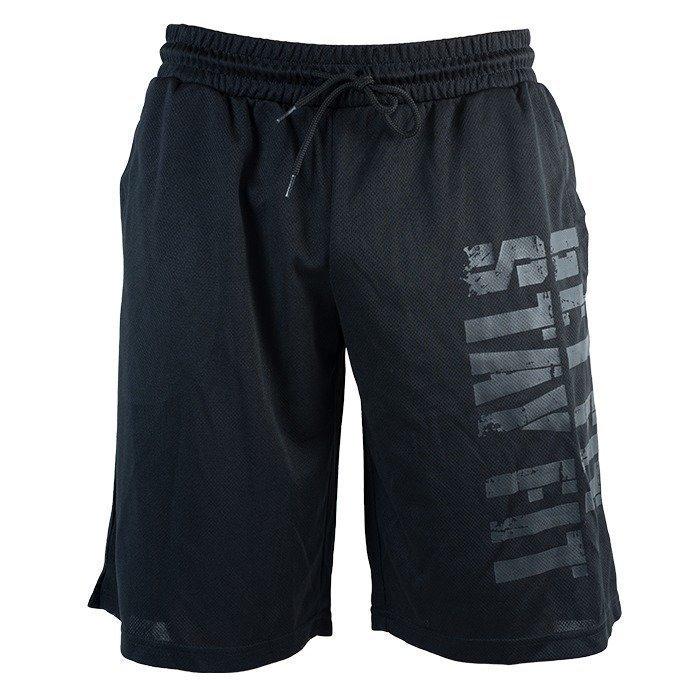 Fitnesstukku Shorts Musta Miesten XXL
