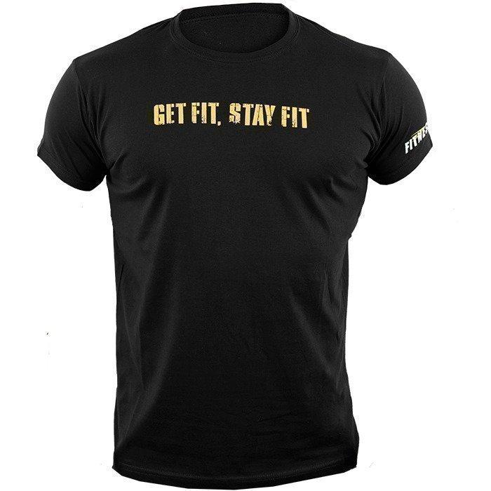 Fitnesstukku T-paita Miesten XL