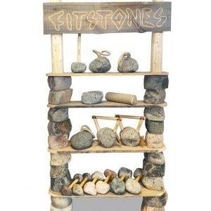 Fitstones Kahvakuula Graniitti 10 Kg