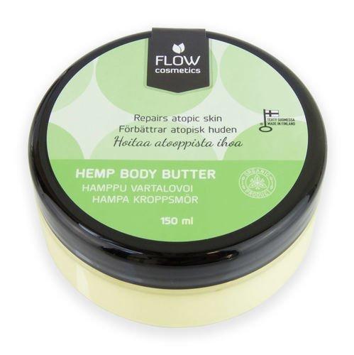 Flow Kosmetiikka Hamppu vartalovoi 150ml
