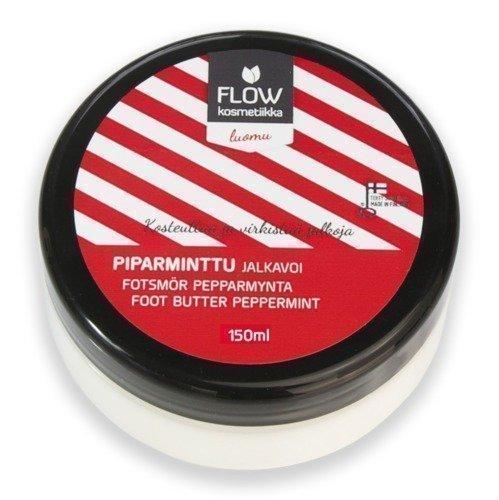 Flow Kosmetiikka Piparminttu jalkavoi 150ml