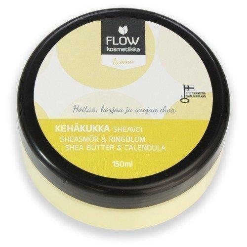 Flow Kosmetiikka Sheavoi & Kehäkukka 150ml
