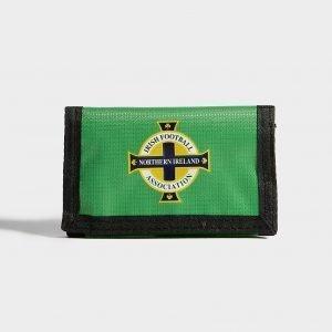 Forever Collectables Northern Ireland Crest Wallet Vihreä