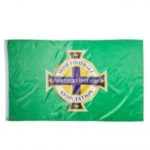 Forever Collectables Northern Ireland Fa Flag Vihreä