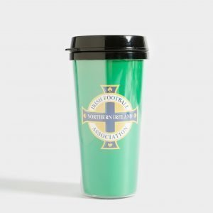 Forever Collectables Northern Ireland Travel Mug Vihreä