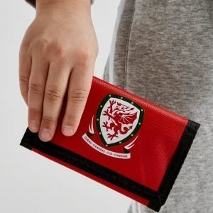 Forever Collectables Wales Crest Wallet Punainen