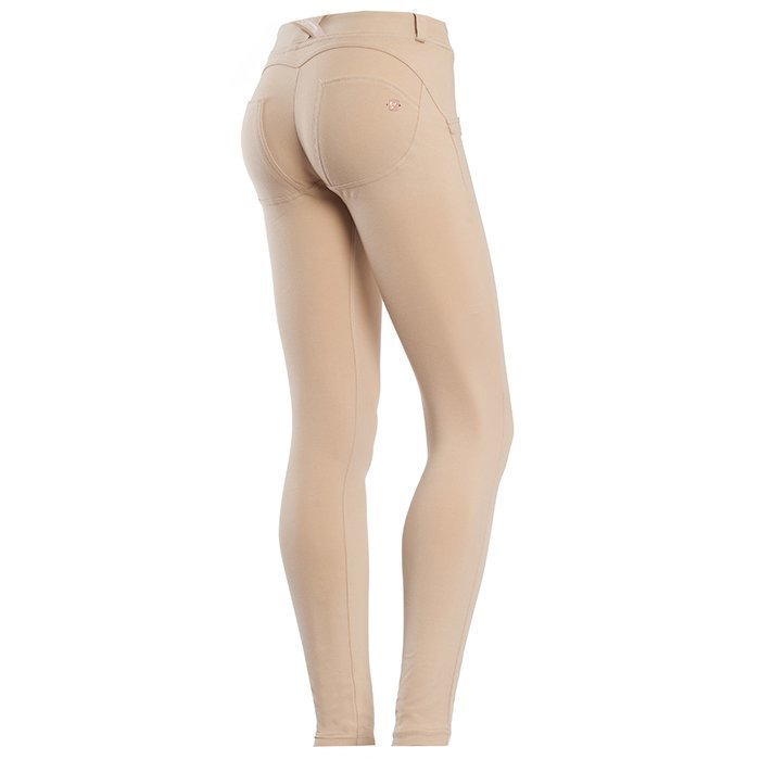 Freddy WRUP Pants Skinny Fit beige S