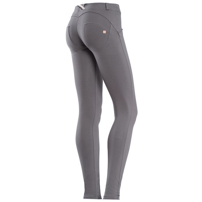 Freddy WRUP Pants Skinny Fit light grey XS
