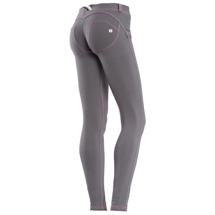 Freddy WRUP Sport Active Dyed grey/pink XL