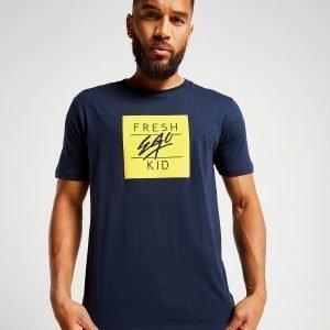 Fresh Ego Kid Box Logo T-Paita Sininen