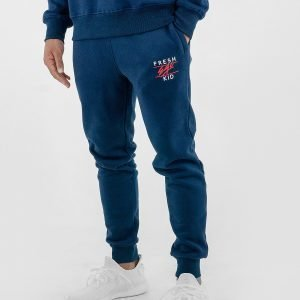 Fresh Ego Kid Core Track Pants Laivastonsininen
