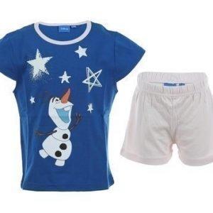 Frost Glow In Dark Olaf Pyjamas
