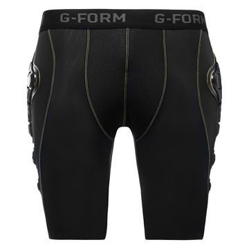 G-Form Trikoot Compression Pro-X Musta/Keltainen