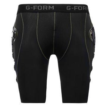 G-Form Trikoot Compression Pro-X Musta/Keltainen