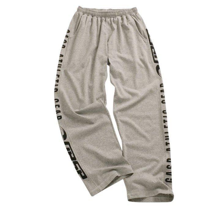 GASP Jersey Training Pant GreyMelange XXL