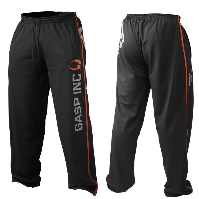 GASP No. 89 Mesh Pant black