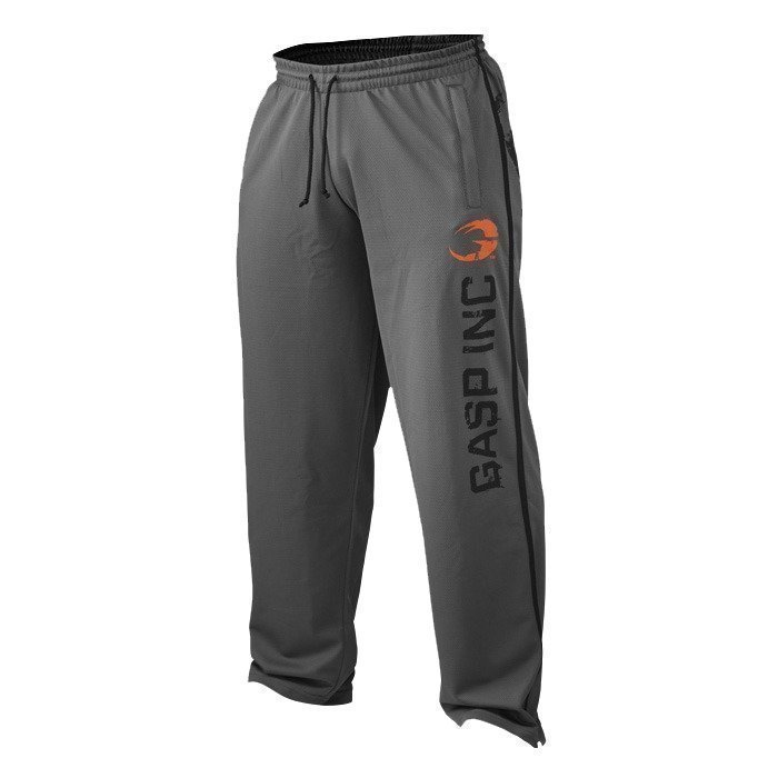 GASP No. 89 Mesh Pant grey M