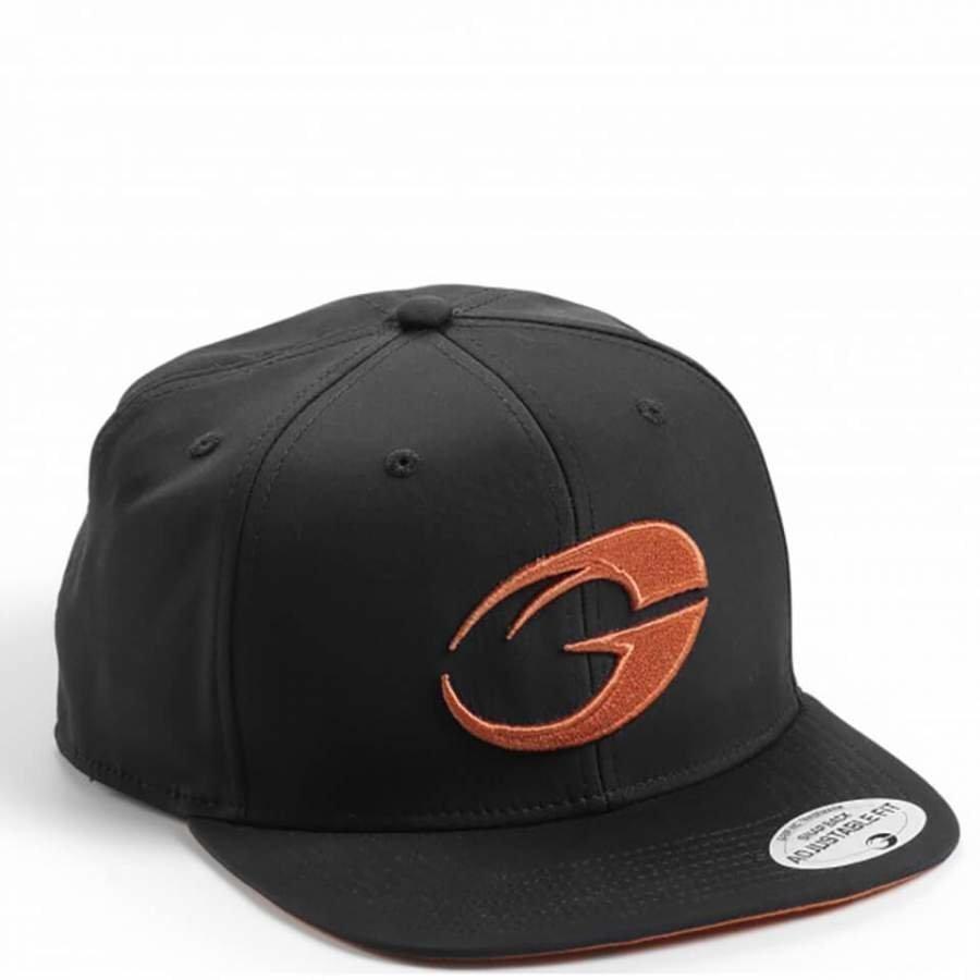 GASP No Compromise Cap Black