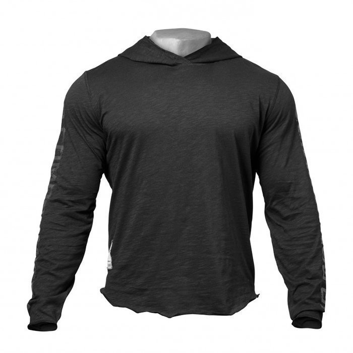 GASP No compromise hood Black XX-large