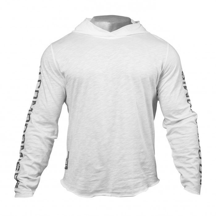 GASP No compromise hood White Large