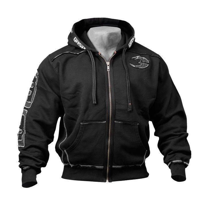 GASP Pro Gym Hood black XXXL