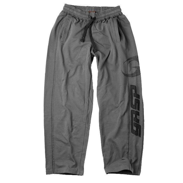 GASP Pro Gym Pant grey L