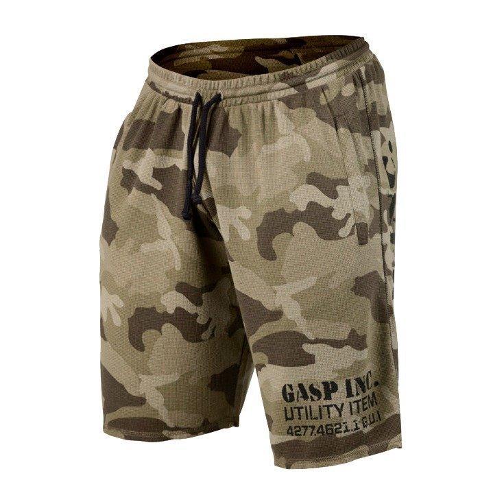 GASP Thermal Shorts green camoprint S