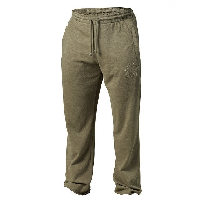 GASP Throwback Str Pant Wash Green L