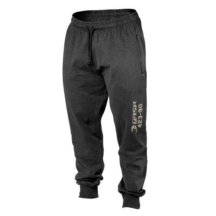 GASP Throwback Sweatpants wash black L