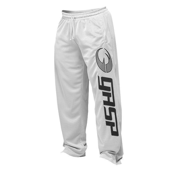 GASP Ultimate Mesh Pant white S