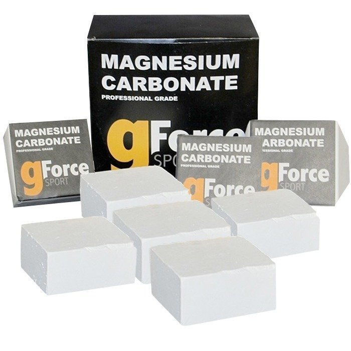 GForce 8 x gForce Magnesium Carbonate 56 g pala