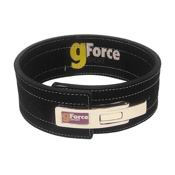GForce gForce Action-lever Belt 11mm black X-large