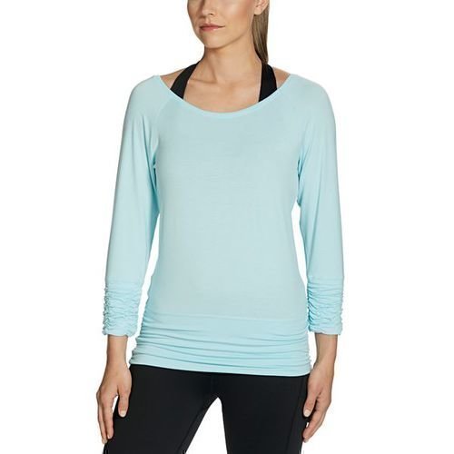 Gaiam Clover Top Crystal Blue