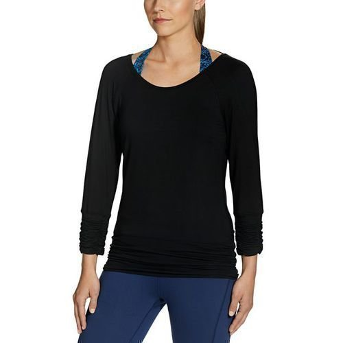 Gaiam Clover Top Musta