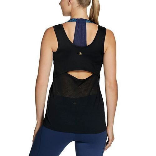Gaiam Fallon Tank musta