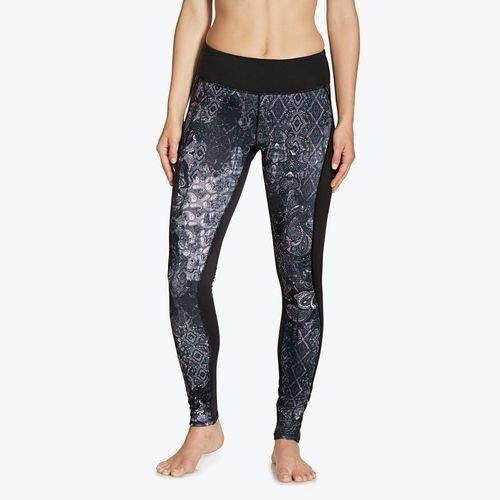Gaiam Luxe Printed Yoga Legging