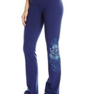 Gaiam Nova Bootcut Pant Midnight