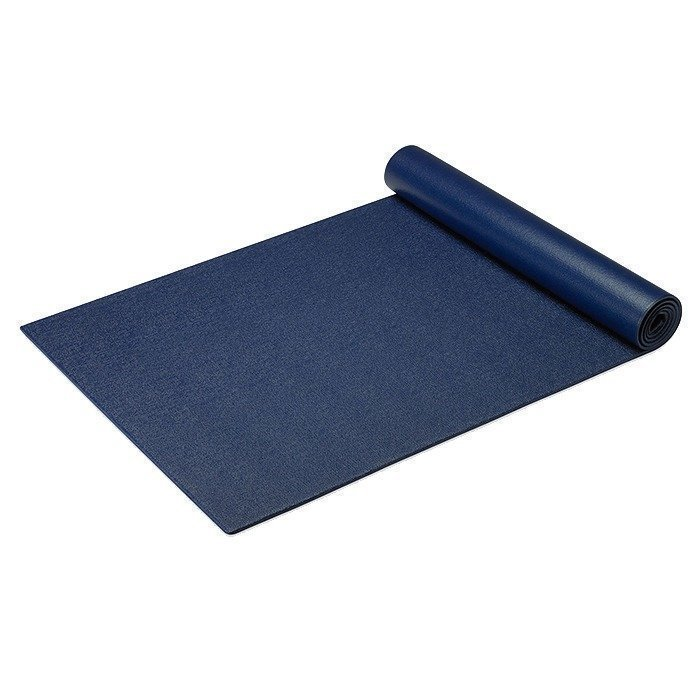 Gaiam Premium Pilates Mat Navy