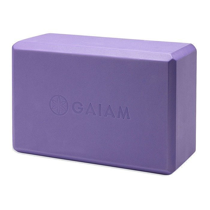 Gaiam Purple Block