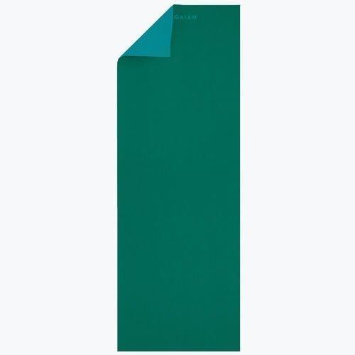 Gaiam Yoga mat 3mm 2 color Turquoise Sea