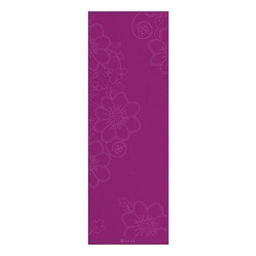 Gaiam Yoga mat 3mm Bloom