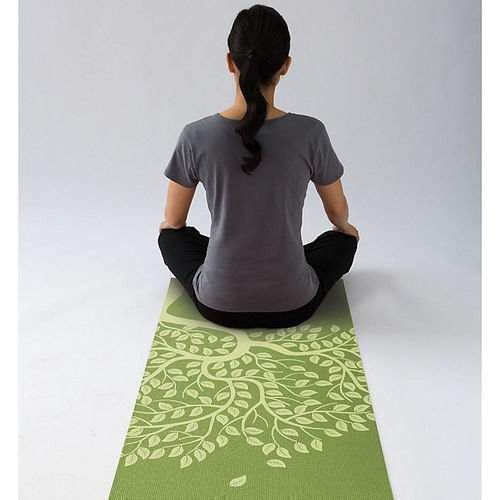 Gaiam Yoga mat 3mm Tree of Life