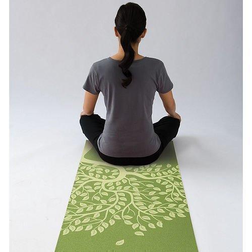 Gaiam Yoga mat 3mm Tree of Life