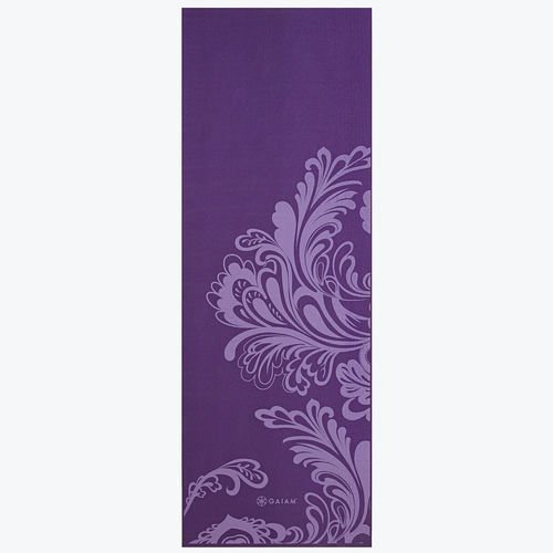 Gaiam Yoga mat 3mm Watercress