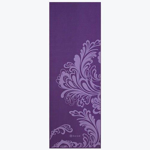 Gaiam Yoga mat 3mm Watercress