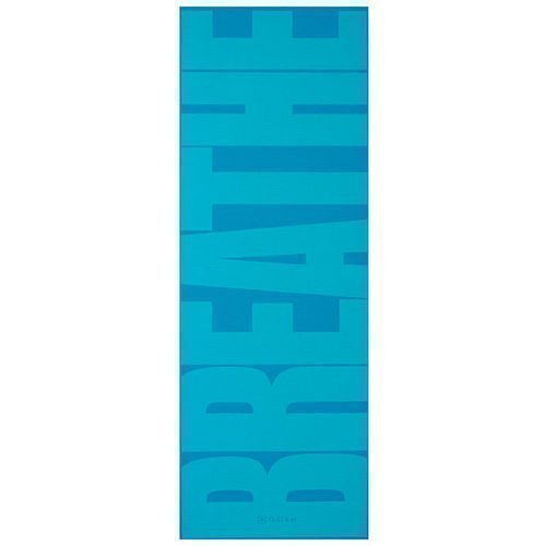 Gaiam Yoga mat 5mm Breathe