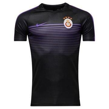 Galatasaray Treenipaita Dry Top Squad Musta/Violetti