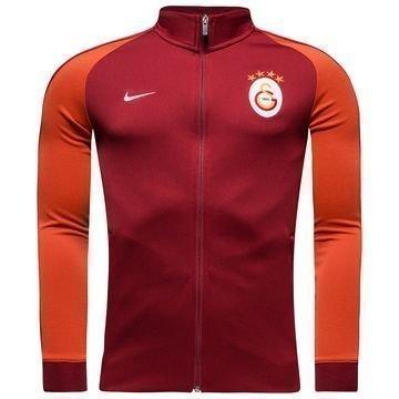 Galatasaray Verryttelytakki N98 Authentic Viininpunainen/Oranssi Lapset