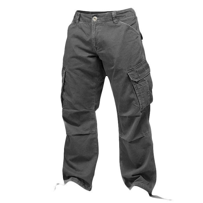 Gaspari Army Pant wash black L